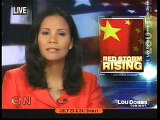 Smith Calls on China to Release Political Prisioners on CNN