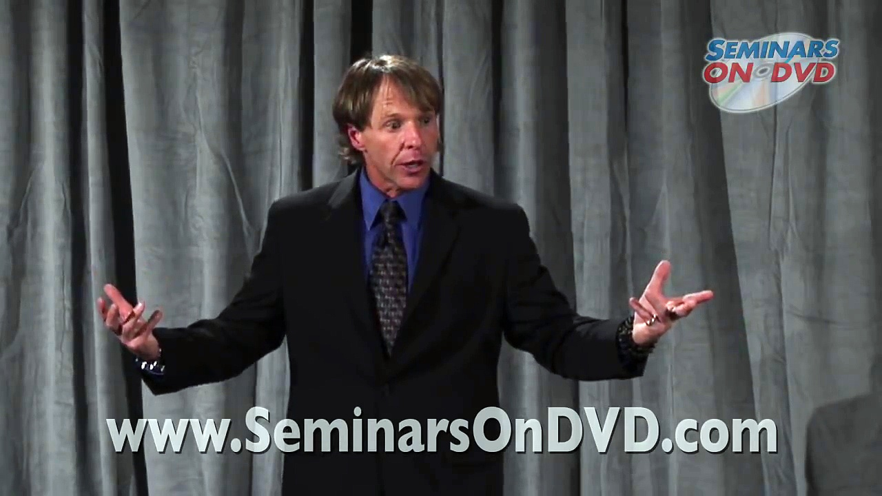 Transformational Thinking – Motivational Personal Development Video Preview from Seminars on DVD