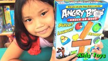 Angry Birds Game Knock on Wood Angry Birds Toys by Mattel