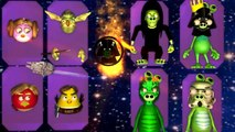 Game Mashup  ANGRY BIRDS STAR WARS in a MORTAL KOMBAT ♫ 3D animated  ☺ FunVideoTV   Style ;