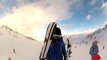Ski Freestyle Freeride Tignes 2011 Ucpa