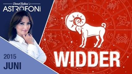 Monatliche Horoskope zum Sternzeichen Widder ( Juni 2015)