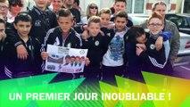 U13 Tournoi de la Brède, le résumé de la première journée ! Et quel journée !