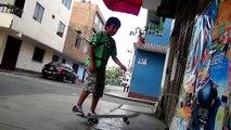 Enseñando Trucos De Skate! (Aldair , Pepe , Alex)