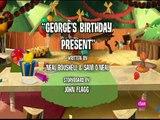 George de la Jungla 2x11 El regalo de cumpleaños de George