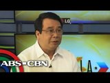 Colmenares: Let impeachment vs PNoy prosper
