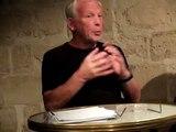 Christian Prigent à la Maison de la Poesie le 22/05/2015 n°2