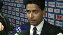 Foot - L1 - PSG : Nasser Al-Khelaïfi «Une très belle saison»