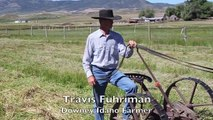 Homemade Horse Drawn Sickle Mower - video dailymotion