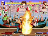 KOF Klub: King Of Fighters 94 Desperation Moves: Rebout