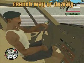 GTA Spiderman (the french one)