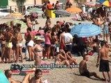 Fallece una mujer de 65 años ahogada en la playa