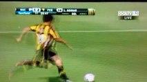 Peñarol segundo gol Luis aguiar clasico noviembre 2013