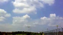 Thai Airways Airbus A340  Landing