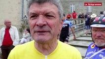 """Tour de Rance. Bernard Thèvenet : """"Je roule plus en touriste qu'en cyclo !"""""""