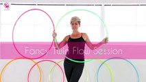 Twin Hoops Flow Session - Tutorials for Twin Hula Hoops Tricks