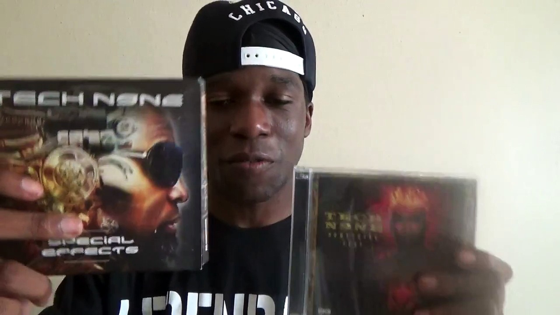 Tech N9ne - Something Else Album Review / Tech N9ne - Special Effects Album Review