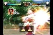 Naruto: Clash of Ninja Revolution 2 (Wii) - Sakura vs. Ino