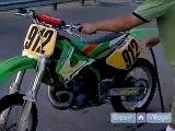 Sport & Dirt Bike Basics : Motocross Riding Tips for a Dirt Bike or Motorcycle