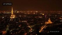 Paris by Night (La Tour Eiffel) (TIME LAPSE) - Paris, France