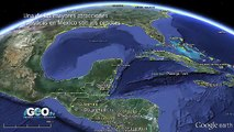 Cenote Dos Ojos: Maravillas del Mundo, Cenotes en Mexico.  [IGEOtv]