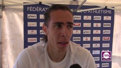Samir Dahmani : « Je voulais gagner pour le club »