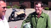 Vespa GTS 250 --- My Ride