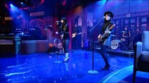 "[HD] Dum Dum Girls - ""Rimbaud Eyes"" 1/30/14 David Letterman"