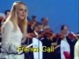 France Gall  Ein bisschen Goethe  ein bisschen (Bonaparte 1969)