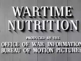 Wartime Nutrition (1943)