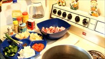 HOW - TO MAKE REAL JAMAICAN WEST  INDIAN CURRY GOAT | Jamaican Curry Goat Recipe Video