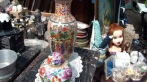 Mercatino Conca d'Oro, Antiques, Collectible, Vintage Market in Rome!