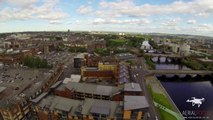 GoPro: City of Glasgow from the Air - Commonwealth Games 2014 Venues & More [DJI Phantom H3-3D]