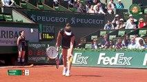 Simona Halep v. Evgeniya Rodina Highlights - French Open 2015 - ateeksheikh