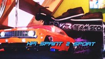 HPI Sprint 2 Sport Camaro Drift