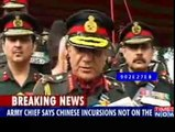 China invades India says Indian army cheif, scared from China LOL