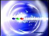 Inicio de transmisión de TELEFE LS 84 TV Canal 11 Buenos Aires - Verano 2008