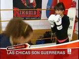 La Escuela Boxeo reportaje España Directo boxeo femenino