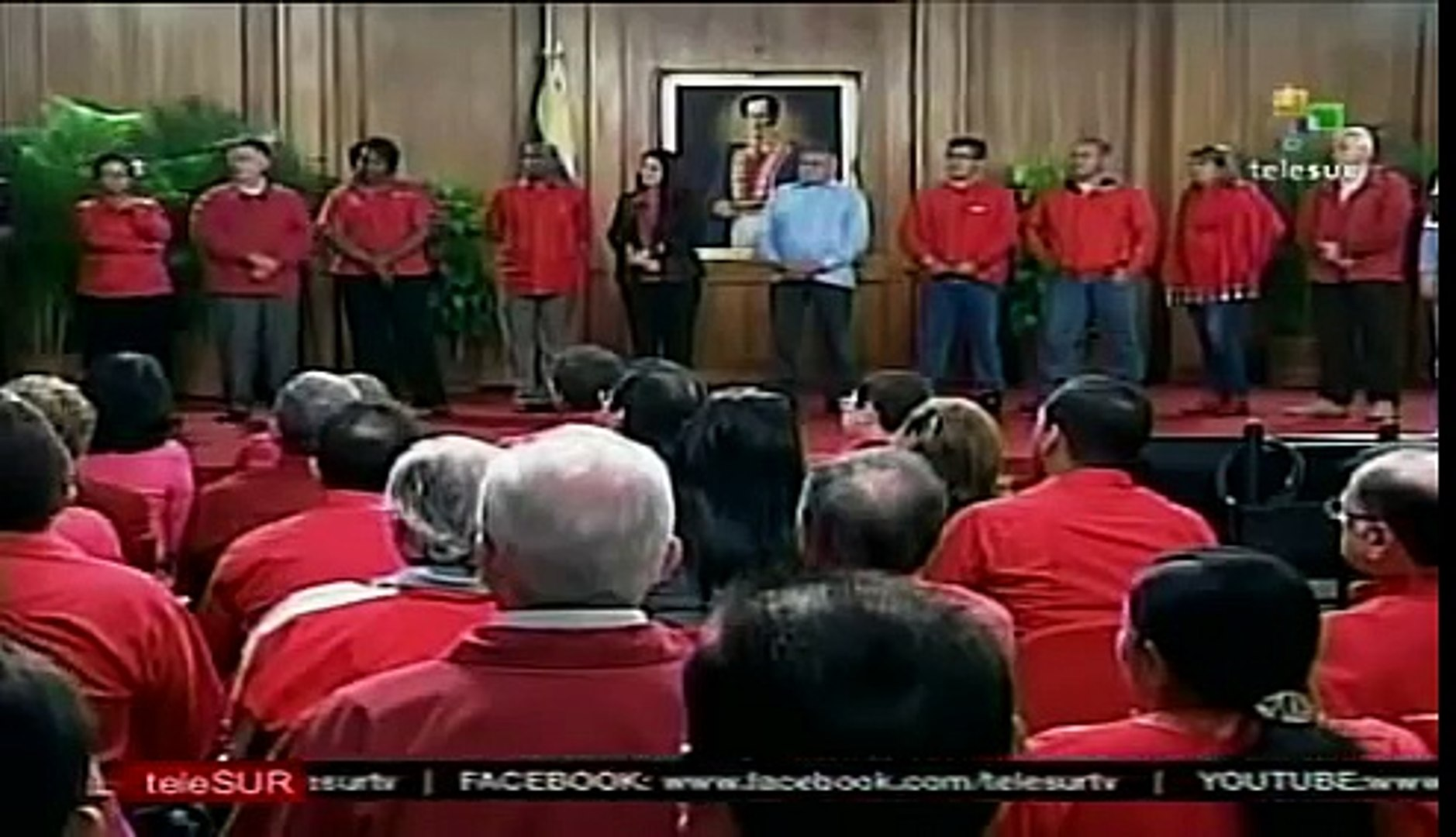 Chávez asegura que en su cuerpo no hay células cancerígenas