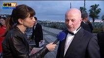 """Jacques Audiard parle de son film """"Dheepan"""", palme d'or au festival de Cannes 2015"""