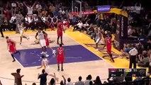 Kobe Bryant Dunks on Josh Smith in Glorious HD!!