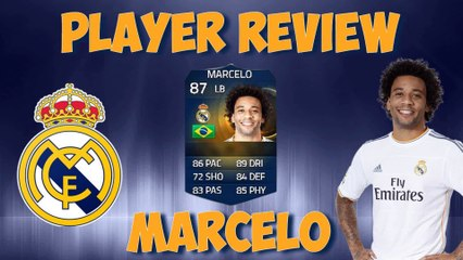 FUT 15 - TOTS MARCELO PLAYER REVIEW (87)