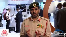 TETRA World Congress 2012 - Colonel Dr Khalid Ali Ghanim Almarri, Dubai Police
