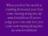 Better Than Ezra: Breathless W/LYRICS