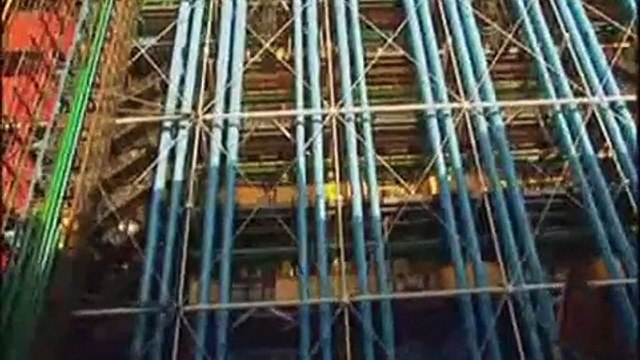 Richard Rogers & Renzo Piano - Centre Georges Pompidou 1/2