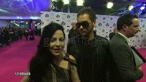 MTV EMAs - Interview with Amy Lee and Tim McCord of Evanescence (06 Nov 2011)