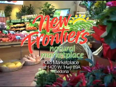 New Frontiers Sedona Health Food Store