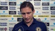 Aston Villa 1-2 Chelsea - Emotional Frank Lampard On Breaking Goal Record