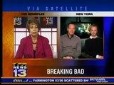 'Breaking Bad' stars dish on success, chile