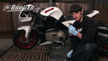 HYDRAULIC CLUTCH ADJUSTMENT - motorcycle gasgas trials